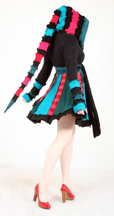 CUSTOM Perfect Pixie Style Dream Coat by Enlightened Platypus