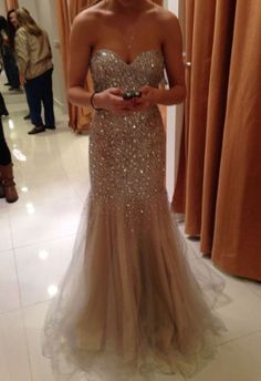 Sparkly Beads and Sequins Evening Party Dress ,Long Prom Dresses 2015 dress,evening dress cocktail dress occasion dress Prom Dresses 2015, Grad Dresses, Bridesmaid Dresses, Wedding Dresses, Prom Gowns, Beaded Prom Dress, Strapless Dress Formal, Formal Dresses, Dress Prom
