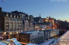 Market Street, a superb #FutureProjects submission from jmarchitects. #WANAWARDS #architecture #Edinburgh #hotel