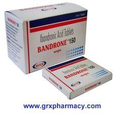 Bandrone (Ibandronic Acid Tablets) - Alabama - Birmingham ID568457