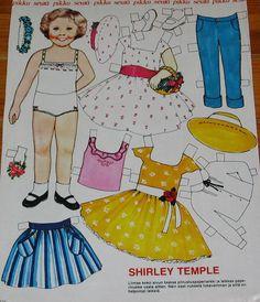 Seura magazine paper dolls - Yakira Chandrani - Picasa Webalbum