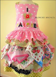 This would look great to display my collection on a dress maker's dummy!