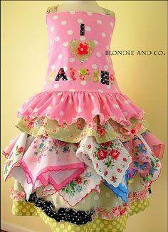hanky apron
