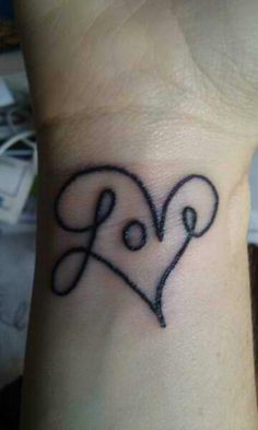 simple tattoo I might get one day :)
