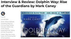 Dolphin Images, Adventure Quest, Book Review Sites, Rise Of The Guardians, Coming Of Age, Good Job, Dolphins, Audio Books, Thriller