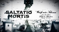 SALTATIO MORTIS - Weiß Wie Schnee (Official Lyric Video)   Napalm Records