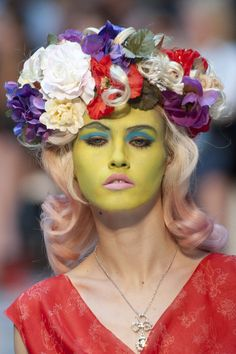 Vivienne Westwood Spring 2013 - Details