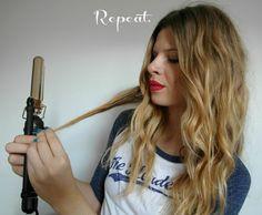 Trucos para enchinar tu cabello