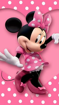 Disney Pink Minnie