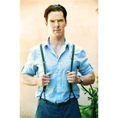 """""""Mr. Cumberbatch, pale and intense, has become the object of a global fan cult, and it's easy to see why,"""" the New York Times' A.O. Scott wrote in his review of (Star Trek Into Darkness). """"He fuses Byronic charisma with an impatient, imperious intelligence that seems to raise the ambient I.Q. whenever he's on screen."""""""