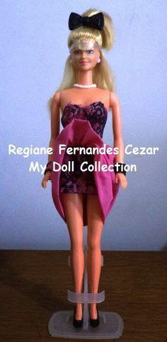 My Dolls Collection: Xuxinha Xou de Xarme, 1989, Mimo #boneca #xuxa #mimo