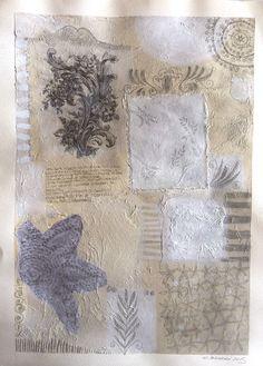 """""""Segni perduti"""" cm 50x70, tecnica mista su carta #cristianabrondi"""