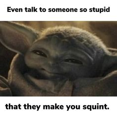 Yoda Meme, Yoda Funny, Funny Cute, Hilarious, Yoda Images, Star Wars Pictures, Star Children, Cute Signs, Star Wars Humor