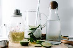 Lemongrass Mint Lime Spritzers by @Stephanie Close le | i am a food blog | @Elise West elm    Get the recipe: http://bit.ly/lmngrsprtzers
