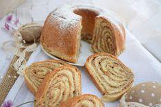 Aleda konyhája: Potica – Szlovák diós-koszorú - Cozonac traditional din Slovacia Apple Pie, Bread, Traditional, Breakfast, Cake, Desserts, God, Apple Cobbler, Pie Cake