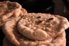 Flatbread... adapted from Baking Illustrated