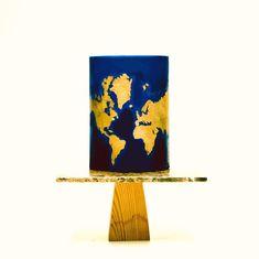 """233 curtidas, 31 comentários - ʟᴇ ʀᴏʀᴏ ᴄᴀᴋᴇs (@lerorocakes) no Instagram: """"ONE WORLD CAKE. . . . . Torta para Enrique. Amante de los mapas. Planisferio hecho de láminas de…"""""""