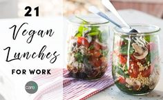 Vegan Lunch Ideas For Work | Care2 Healthy Living