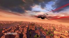 Eagle Flight is now available on the Rift, then coming to PSVR on November 8 and HTC Vive on December 20.  Eagle flight is a bird simulator (yes, a bird simulator) where you play the role of an Eagle as you take to the skies in Paris in the future.