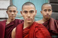 Three Monk