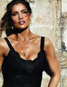 Model for Dolce & Gabbana.