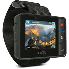 Removu RM-R1 Live View Remote for GoPro HERO3/HERO3+/HERO4 (Black) Removu http://www.amazon.com/dp/B00P9UER3W/ref=cm_sw_r_pi_dp_bLSUvb09CZQJT