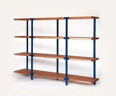 Pilcher modern shelving