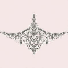 A wide variety of small tattoos for women small meaningful tattoos Sternum Tattoo Design, Mandala Sternum Tattoo, Lace Tattoo, Tattoo Designs, Sternum Tattoos, Rose Underboob Tattoo, Tattoo Ink, Tattos, Tattoo Drawings
