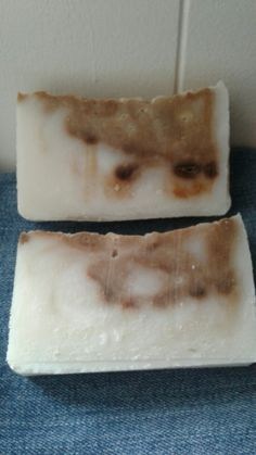 Coconut Honey Thrive soap  100% Organic, all natural, home made & hand cut.