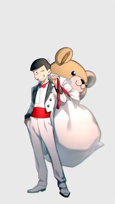 「ホワイトデー松」/「ぽ」の漫画 [pixiv]