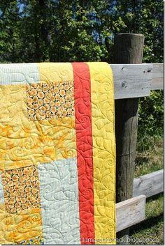 Tamarack Shack: Yellow Turning Twenty