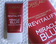 Eu Testei! Miracle Blur da L'Oreal