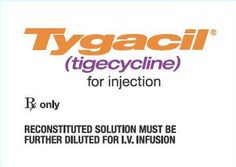 Tygacil Used to treat serious skin and stomach infections. Read more about this drug: http://www.rxwiki.com/tygacil #RxWiki