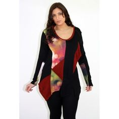 One O One Paris: Romance Me Tunic, only on wildcurves.com!