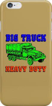 BIG TRUCK-HEAVY DUTY by IMPACTEES