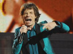 Mick Jagger get more interesting the older he gets.