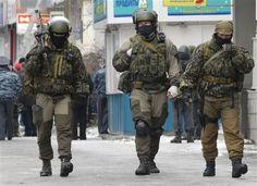 Russian Infantry - MVD
