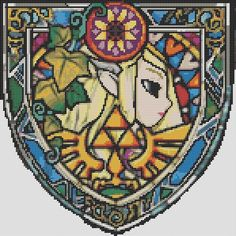 Zelda cross stitch pattern! w00t!!: