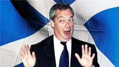 V.Point » 10 reasons Scots might dislike Nigel Farage (none of them are his Englishness) by Michael MacLennan