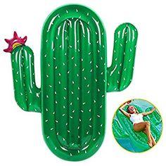 Cactus Pool Float -Giant Inflatable Cactus Pool Float - Popsicle pool float - Inflatable Pool Float - Ideas of Inflatable Pool Float - - Popsicle pool float Sunnylife 'Inflatable Cactus' Accessories Inflatable Float, Giant Inflatable, Cute Pool Floats, Pool Floats For Adults, Kid Pool, Pool Fun, Summer Pool, Summer Diy, Pool Floats