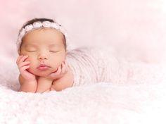 L. 11 dias de vida | Sessão fotográfica de recém-nascidos