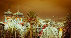 melbourne luna park photography - Google Search