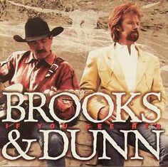 Brooks & Dunn - (5) If You See Her: buy HDCD, Album at Discogs