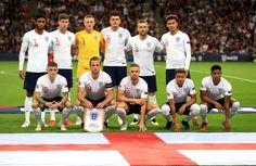 Kieran Trippier, Anglia, Dele Alli, John Stones, Jesse Lingard, Harry Kane, Marcus Rashford, Wembley Stadium, Newest Jordans