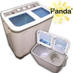 Portable 6 8kg Twin Tub Mini Washing Machine Spin Dryer