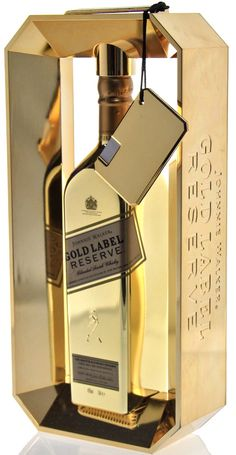 Johnnie Walker Gold Bullion