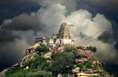 #Melukote- Famous pilgrim center in #Karnataka encouraging devotees to visit the place throughout the year.