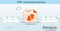 #OutsourcePDFConversionServices | PDF Conversion company india | DataInox https://goo.gl/j3lNjt