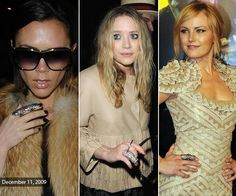 knuckle ring stack trend 2014