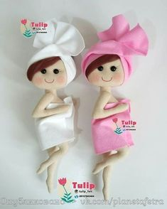 Diy Crafts - VK is the largest European social network with more than 100 million active users. Doll Crafts, Diy Doll, Clay Crafts, Sewing Crafts, Diy And Crafts, Sewing Projects, Arts And Crafts, Diy Projects, Diy Toilet Paper Holder